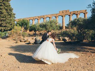 Le nozze di Alessandro e Letizia