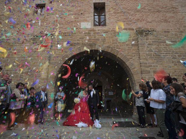 Il matrimonio di Mirko e Pamela a Jesi, Ancona 43