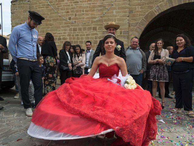 Il matrimonio di Mirko e Pamela a Jesi, Ancona 45