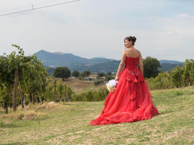 Il matrimonio di Mirko e Pamela a Jesi, Ancona 46
