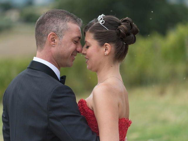 Il matrimonio di Mirko e Pamela a Jesi, Ancona 1