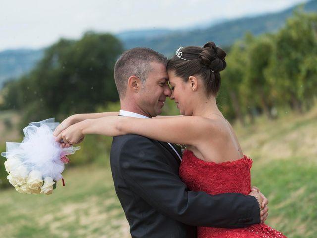Le nozze di Pamela e Mirko