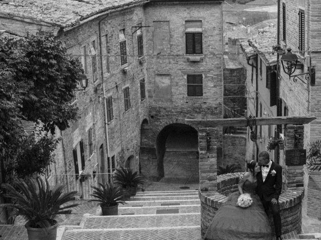 Il matrimonio di Mirko e Pamela a Jesi, Ancona 65