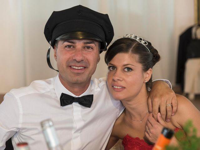 Il matrimonio di Mirko e Pamela a Jesi, Ancona 70