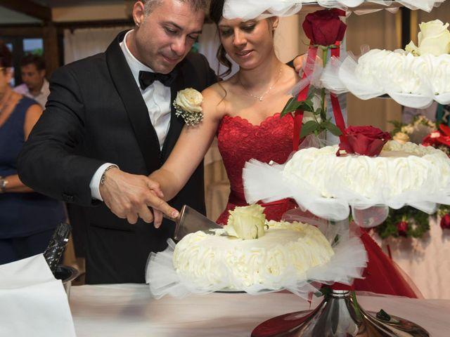 Il matrimonio di Mirko e Pamela a Jesi, Ancona 78