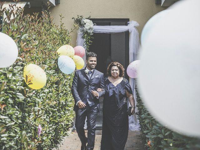 Il matrimonio di Andrea e Angela a Lombardore, Torino 4