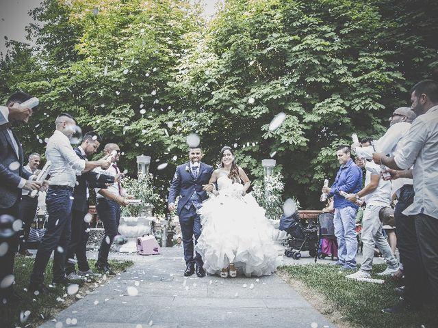Il matrimonio di Andrea e Angela a Lombardore, Torino 10