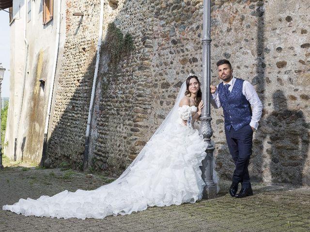 Il matrimonio di Andrea e Angela a Lombardore, Torino 12