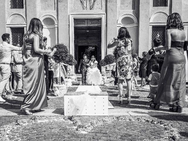 Il matrimonio di Andrea e Angela a Lombardore, Torino 14