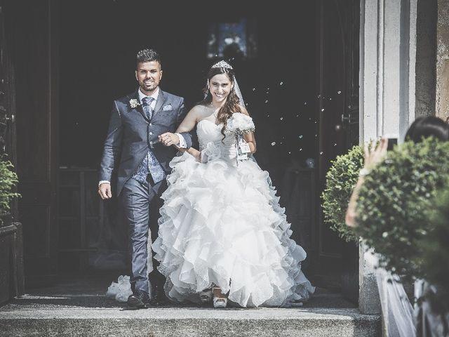 Il matrimonio di Andrea e Angela a Lombardore, Torino 15