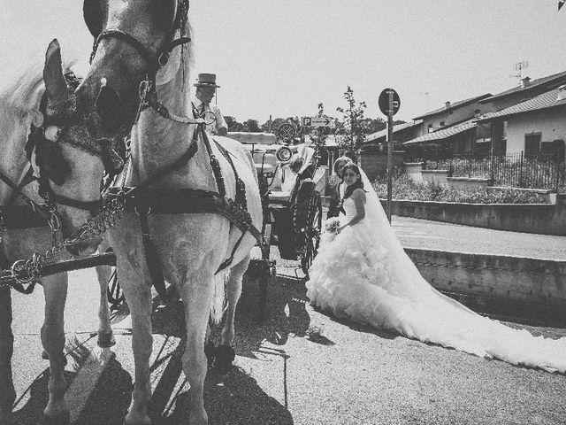 Il matrimonio di Andrea e Angela a Lombardore, Torino 19