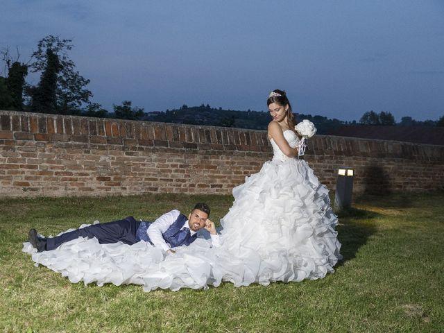 Il matrimonio di Andrea e Angela a Lombardore, Torino 33