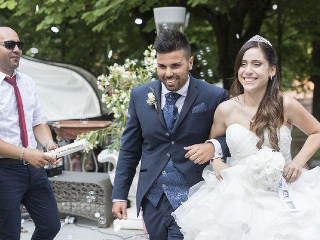 Il matrimonio di Andrea e Angela a Lombardore, Torino 35