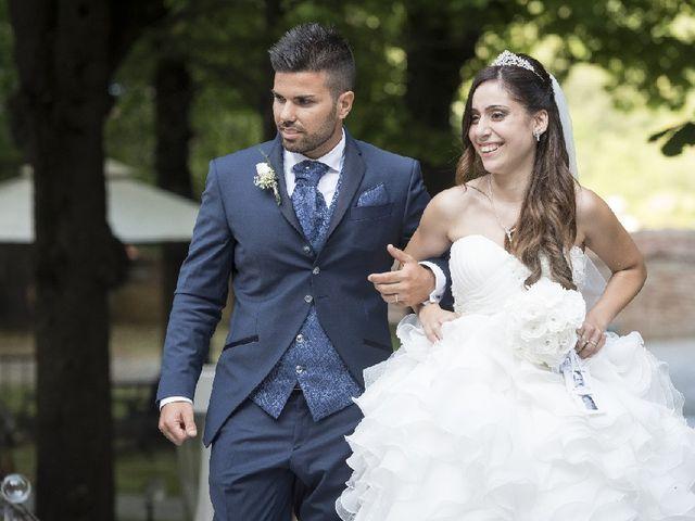 Il matrimonio di Andrea e Angela a Lombardore, Torino 36