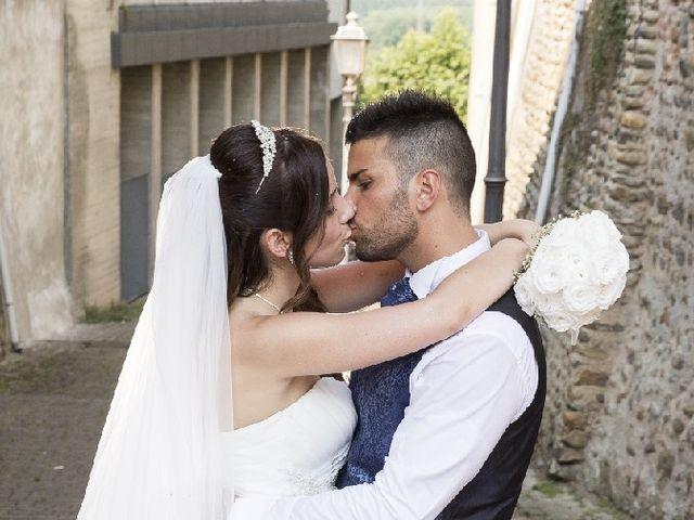 Il matrimonio di Andrea e Angela a Lombardore, Torino 38