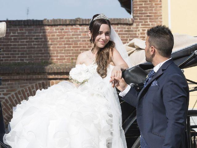 Il matrimonio di Andrea e Angela a Lombardore, Torino 39