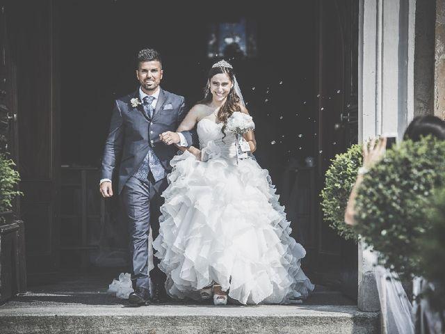 Il matrimonio di Andrea e Angela a Lombardore, Torino 41