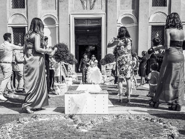 Il matrimonio di Andrea e Angela a Lombardore, Torino 42