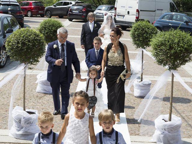 Il matrimonio di Andrea e Angela a Lombardore, Torino 44