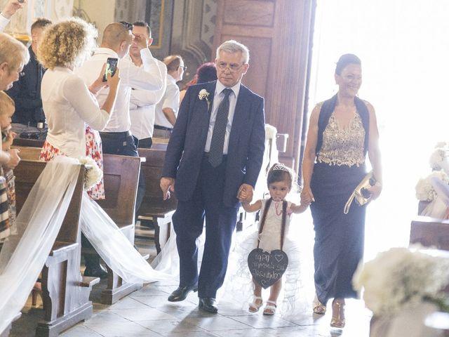 Il matrimonio di Andrea e Angela a Lombardore, Torino 45