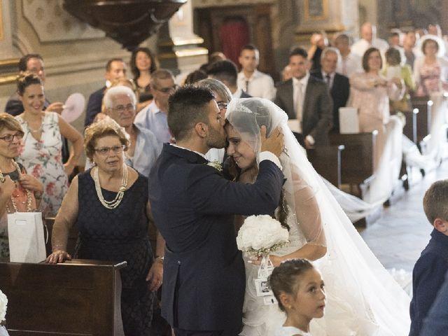 Il matrimonio di Andrea e Angela a Lombardore, Torino 46