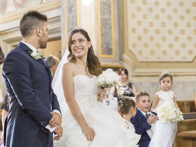 Il matrimonio di Andrea e Angela a Lombardore, Torino 47