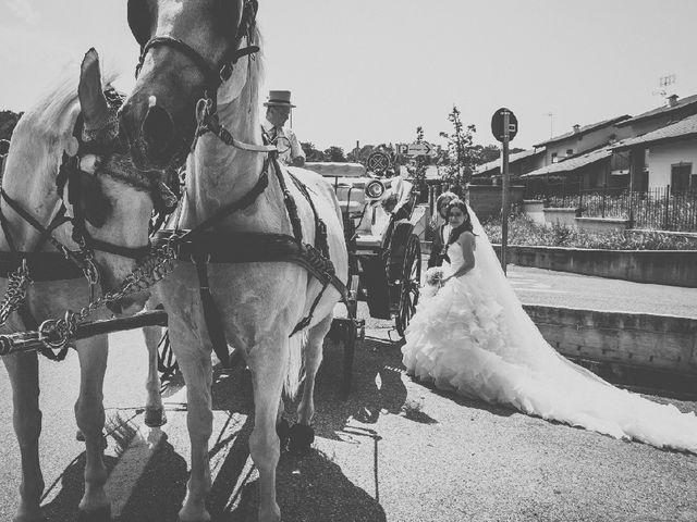 Il matrimonio di Andrea e Angela a Lombardore, Torino 49