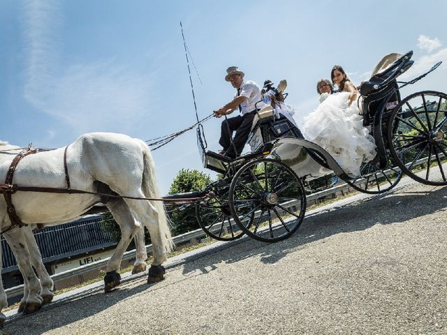 Il matrimonio di Andrea e Angela a Lombardore, Torino 50