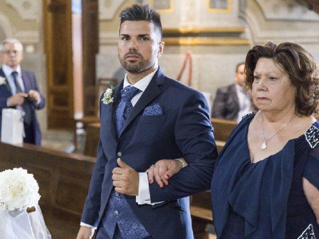 Il matrimonio di Andrea e Angela a Lombardore, Torino 52