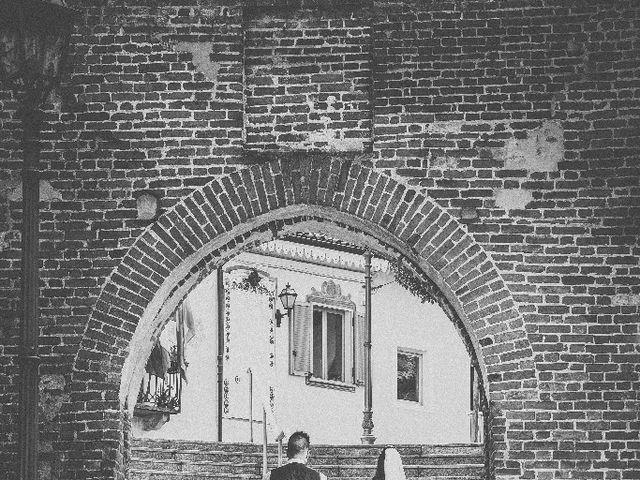 Il matrimonio di Andrea e Angela a Lombardore, Torino 53