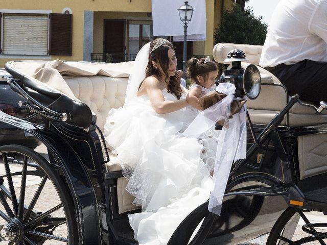 Il matrimonio di Andrea e Angela a Lombardore, Torino 62