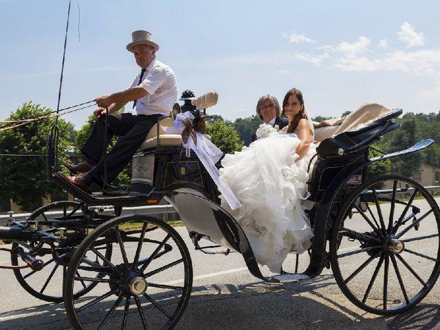 Il matrimonio di Andrea e Angela a Lombardore, Torino 66