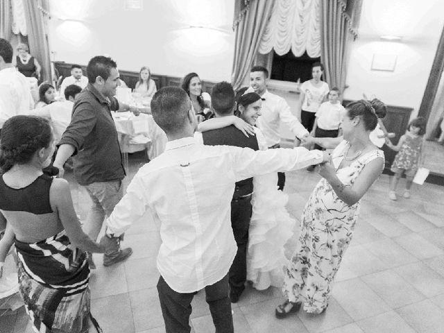 Il matrimonio di Andrea e Angela a Lombardore, Torino 72