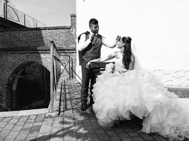 Il matrimonio di Andrea e Angela a Lombardore, Torino 74