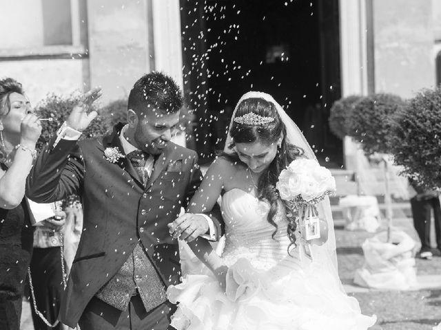 Il matrimonio di Andrea e Angela a Lombardore, Torino 75