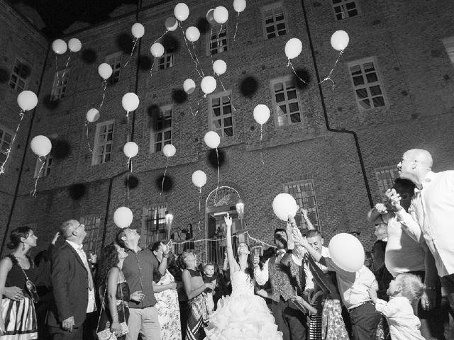 Il matrimonio di Andrea e Angela a Lombardore, Torino 76