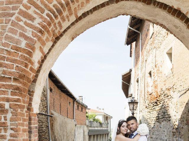 Il matrimonio di Andrea e Angela a Lombardore, Torino 80