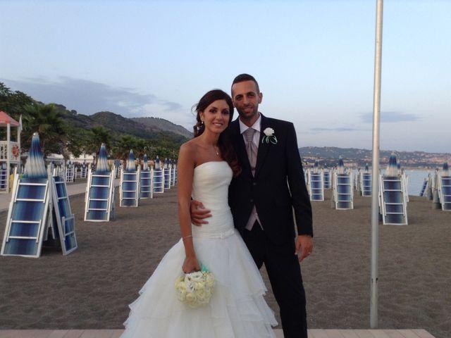 Le nozze di Mario e Fabiana