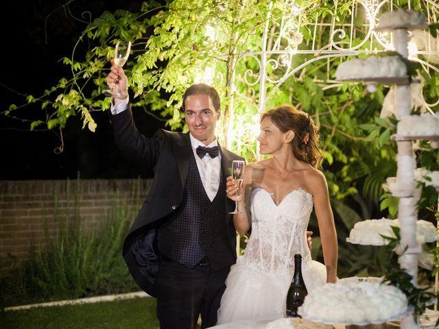 Le nozze di Cristina e Franco