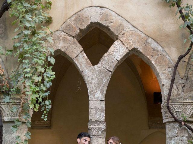le nozze di Venere e Javier