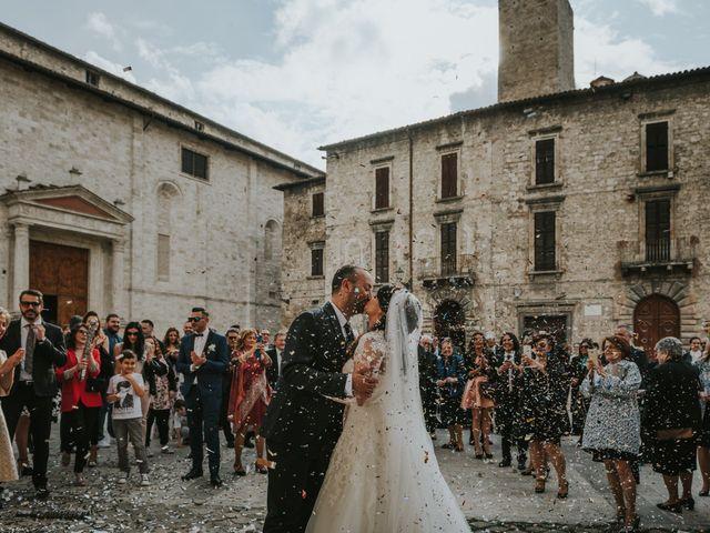 Il matrimonio di Massimo e Anna Maria a Ascoli Piceno, Ascoli Piceno 17