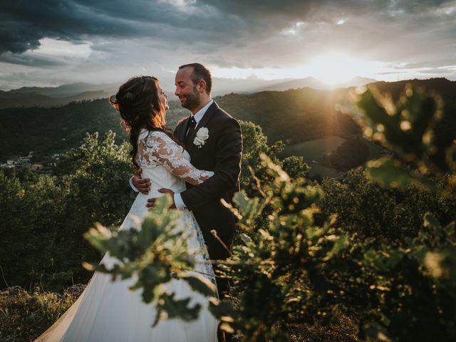 Le nozze di Anna Maria e Massimo