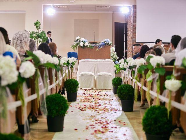 Il matrimonio di Antonino e Naomi a Palermo, Palermo 36