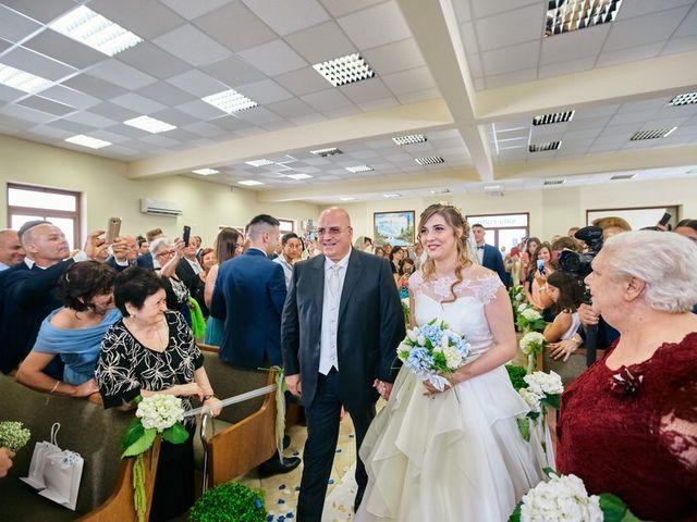 Il matrimonio di Antonino e Naomi a Palermo, Palermo 37