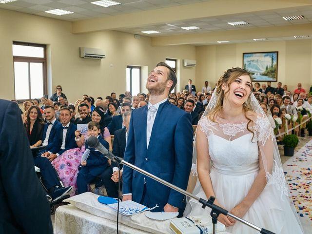 Il matrimonio di Antonino e Naomi a Palermo, Palermo 43