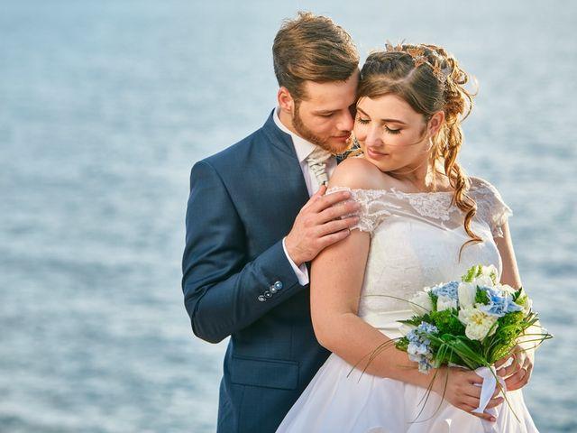 Le nozze di Naomi e Antonino