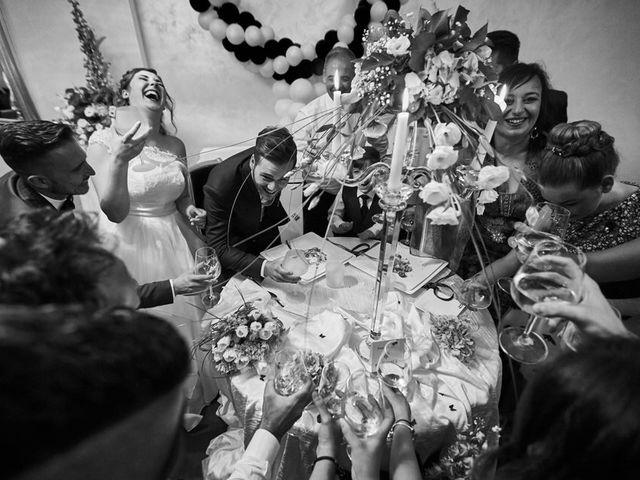 Il matrimonio di Antonino e Naomi a Palermo, Palermo 78