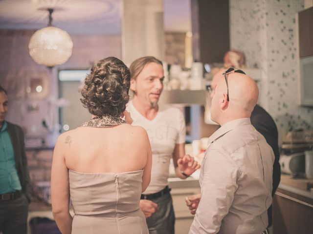 Il matrimonio di Francesco e Sabrina a Cecina, Livorno 10