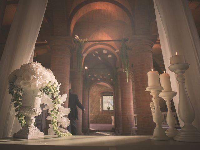 Il matrimonio di Francesco e Sabrina a Cecina, Livorno 17