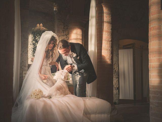 Il matrimonio di Francesco e Sabrina a Cecina, Livorno 21